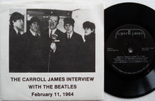 Load image into Gallery viewer, Beatles - The Carroll James Interview