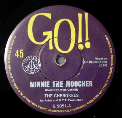 Minnie The Moocher / I've Gone Wild