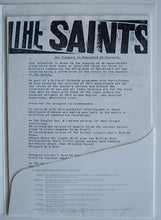 Load image into Gallery viewer, Saints - Press Kit