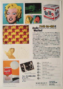 Andy Warhol - Mirror Of His Time 1956-1986