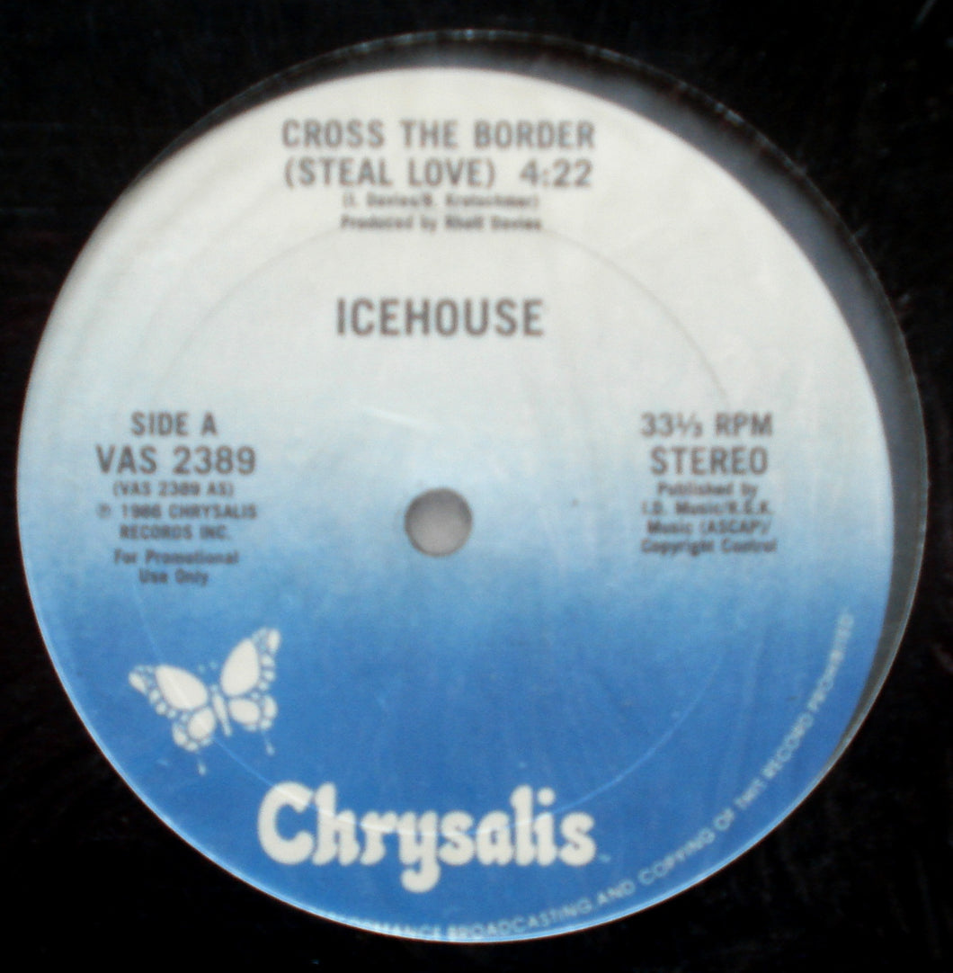 Icehouse - Cross The Border (Steal Love)