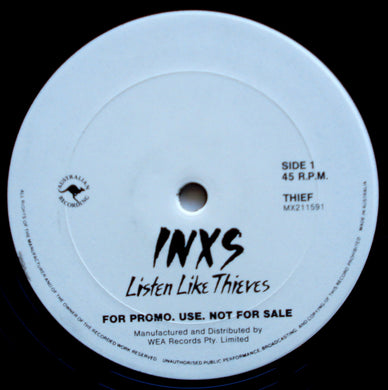 Inxs - Listen Like Thieves