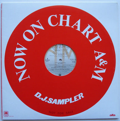 Police - A&M Now On Chart DJ Sampler