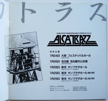 Load image into Gallery viewer, Alcatrazz - 1984
