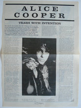 Load image into Gallery viewer, Alice Cooper - Trashes The World