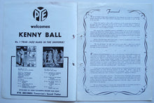 Load image into Gallery viewer, Kenny Ball - The Kenny Ball Show 1962