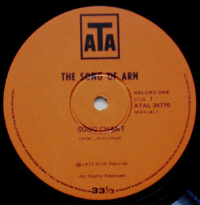 Arn - The Song Of Arn