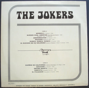 Jokers - Spider-8