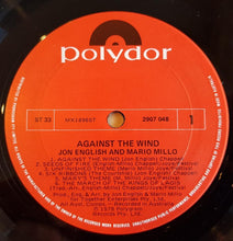Load image into Gallery viewer, Mario Millo - Against The Wind Original Soundtrack