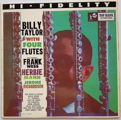 Billy Taylor With Four Flutes