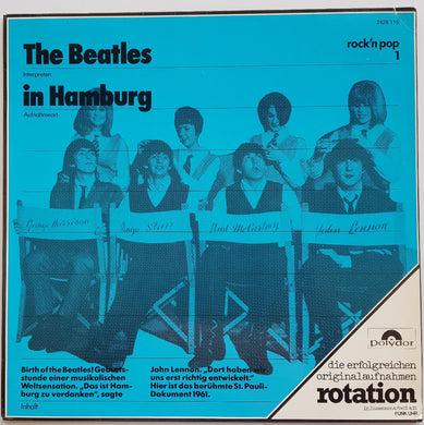 Beatles - In Hamburg