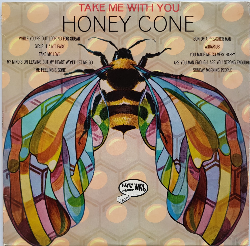 Honey Cone - Take Me With You