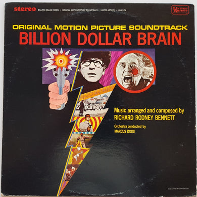 Billion Dollar Brain Original Motion Picture Soundtrack