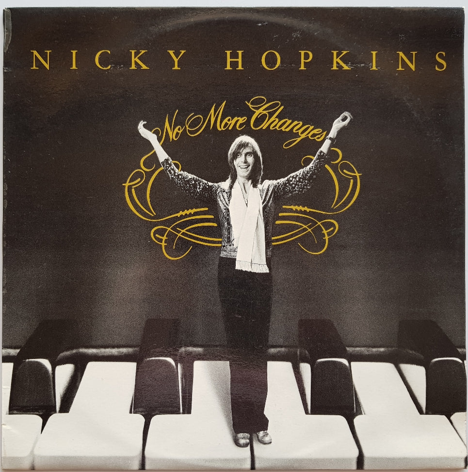 Nicky Hopkins - No More Changes