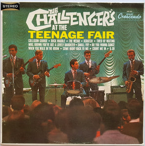 Challengers - The Challengers At The Teenage Fair