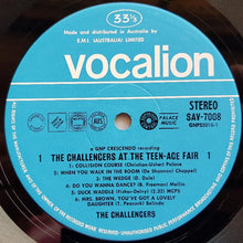 Load image into Gallery viewer, Challengers - The Challengers At The Teenage Fair