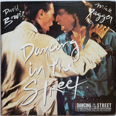 Rolling Stones (Mick Jagger) - Dancing In The Street