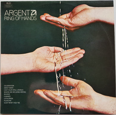 Argent - Ring Of Hands