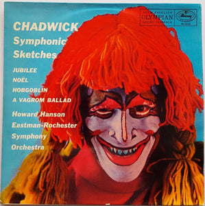 Chadwick - Symphonic Sketches - Suite For Orchestra