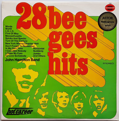 (John Hamilton Band) 28 Bee Gees Hits