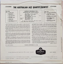 Load image into Gallery viewer, Australian Jazz Quartet - The Australian Jazz Quartet