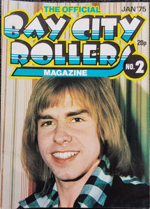 The Official Bay City Rollers Magazine No.2