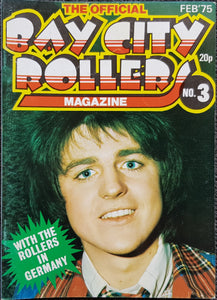 The Official Bay City Rollers Magazine No.3