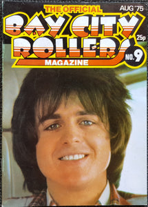 The Official Bay City Rollers Magazine No.9
