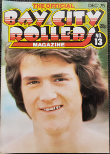 Bay City Rollers - The Official Bay City Rollers Magazine No.13
