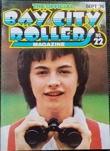 Bay City Rollers - The Official Bay City Rollers Magazine No.22