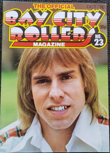 Bay City Rollers - The Official Bay City Rollers Magazine No.23
