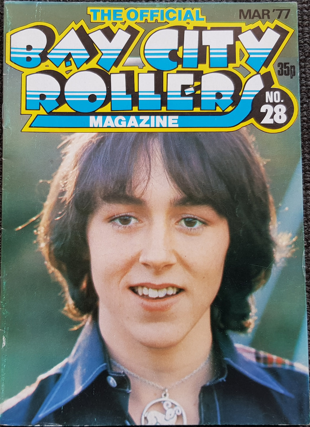 The Official Bay City Rollers Magazine No.28