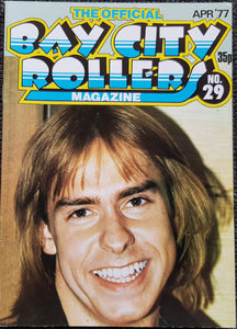 Bay City Rollers - The Official Bay City Rollers Magazine No.29