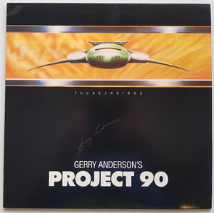 Anderson, Gerry - Project 90