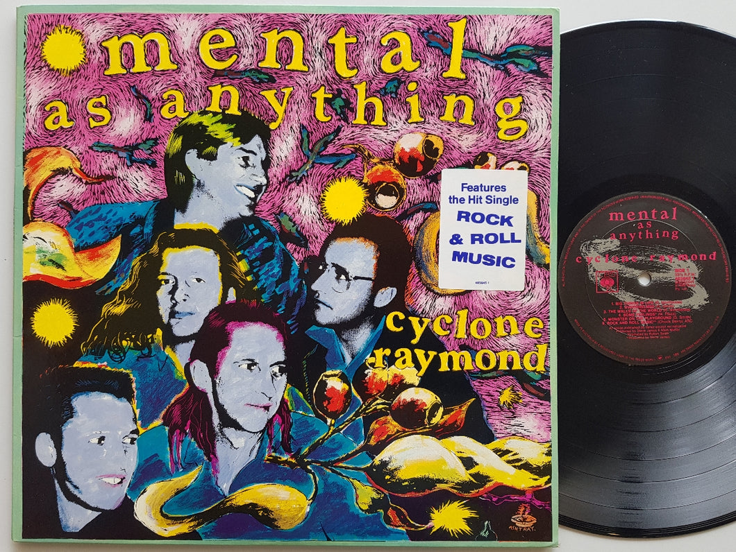 Mental As Anything - Cyclone Raymond