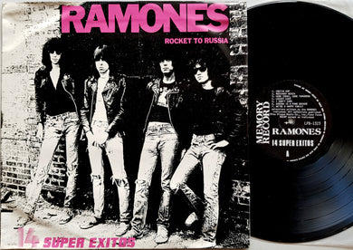 Ramones - 14 Super Exitos
