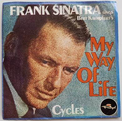 Sinatra, Frank - Sings Bert Kaempfert's My Way Of Life