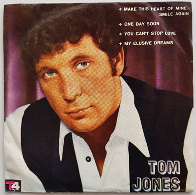 Jones, Tom - Make This Heart Of Mine Smile Again