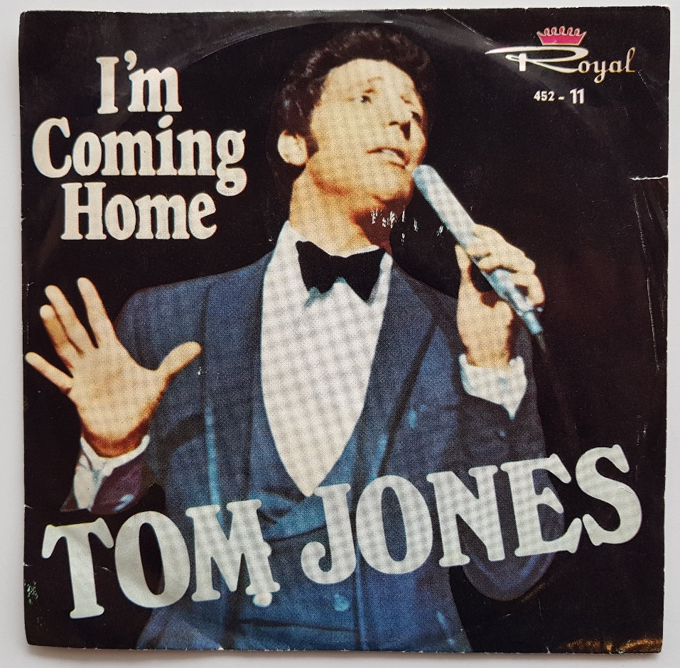 Jones, Tom - I'm Coming Home