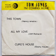 Load image into Gallery viewer, Jones, Tom - I'm Coming Home
