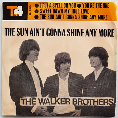 Walker Brothers - The Sun Ain't Gonna Shine Any More