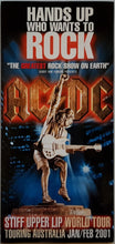 Load image into Gallery viewer, AC/DC - Stiff Upper Lip World Tour 2001