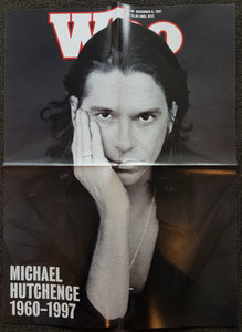 Inxs (Michael Hutchence) - Who Weekly