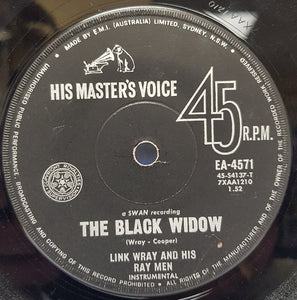 Link Wray (& His Ray Men) - Jack The Ripper
