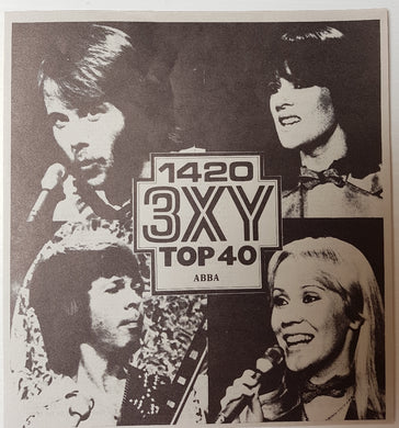 ABBA - 3XY Music Survey Chart
