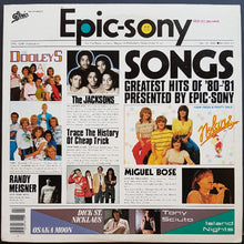 Load image into Gallery viewer, Jacksons - Songs/Greatest Hits Of '80~'81