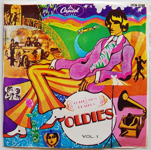 A Collection Of Beatles Oldies Vol.II