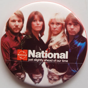 ABBA - National 'Just Slightly Ahead Of Our Time'