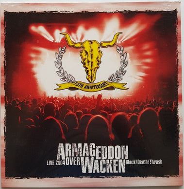 V/A - Armageddon Over Wacken - Live 2004