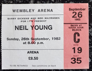 Young, Neil - 1982